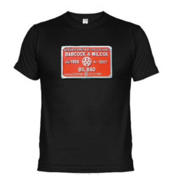 Camiseta BW negra