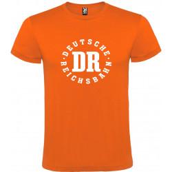 Camiseta DR NARANJA