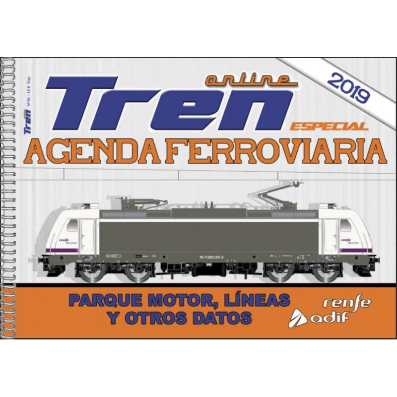 Revista TREN Nº46 AGENDA PARQUE MOTOR