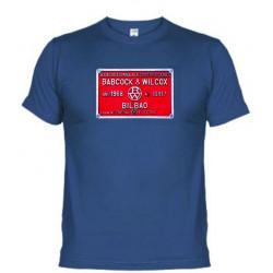 Camiseta BABCOCK AZUL